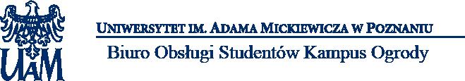 Biuro Obsługi Studentów Kampus Ogrody